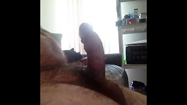 super chunky cum today