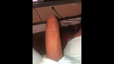 NEW YEARS CUMTRIBUTE - PREGNANT GIRL WANTS MY BBC SEED