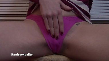 Teen Panty Wetting Piss Whore