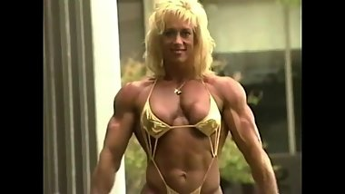 FBB LO Huge Golden Muscle Strut