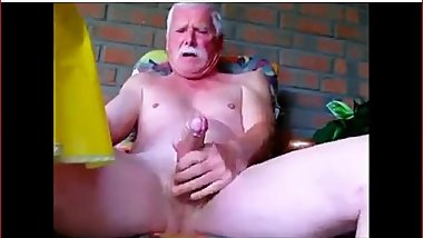 Older Men Cum Compilation