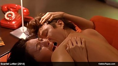 Eun-Joo Lee & Hyeon-a Seong naked and romantic sex scenes