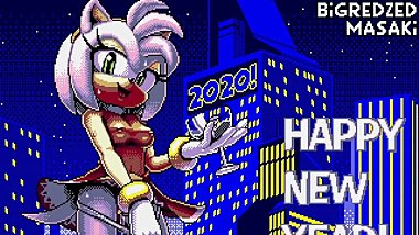 Amy Rose's New Year 2020