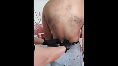 Sugaring Assessment HUGE THICK LONG BBC