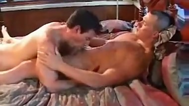 Eddie Stone fucked by muscular top