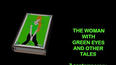 The Woman with Green Eyes and other tales