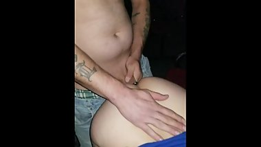 Hotwife Adult theater fun stranger and husband