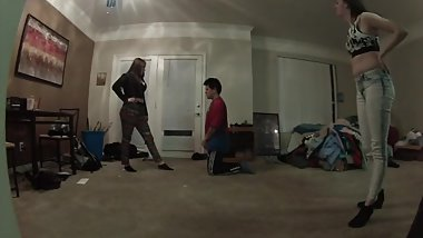 amateur ballbusting part 2