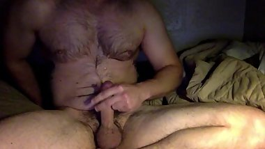 Dirty talk Jerk Off Session with Cumshot