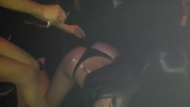 sexy dance thick booty japanese / asian hot twerking part 1