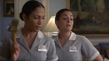 Maid In Manhattan SPH - Jennifer Lopez Likes it Thick & Juicy Like Her Ass