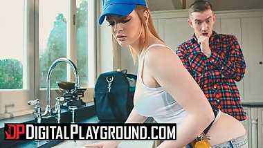 Digital Playground - Danny D fucks Carly Rae Summers Plumber's Pussy