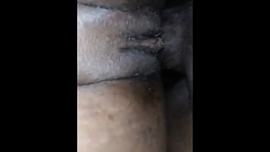 I make her cum on the D while she rub her clit. Who want to be next??