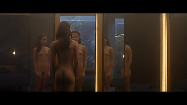 Alicia Vikander completely nude