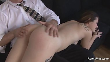 Submissive sluts vol 1 daddy daughter spanking bondage sex and whipping