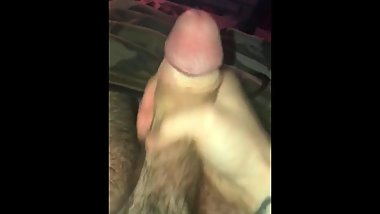 My big dick oozing cum