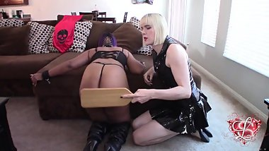 Punished by Stacy Sadistic