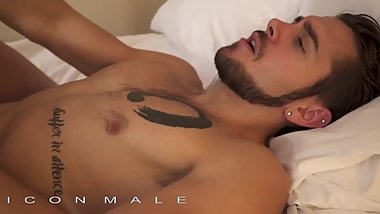 IconMale - Sensual fucking ends in double cumshot