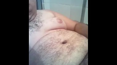 Jerking for friend