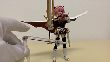 Unboxing My Favorite Christmas Present, The Astolfo Figma