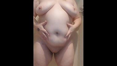 BBW shower dance party