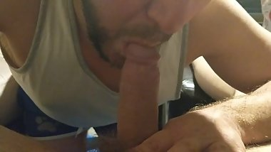 DL straight boy pays me to obediently suck me