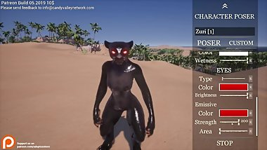 Wild Life - Furry character creation - x10