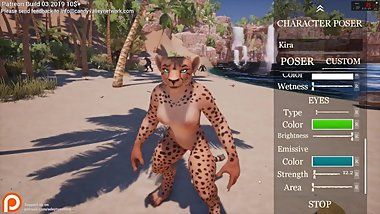 Wild Life - Furry character creation - x3