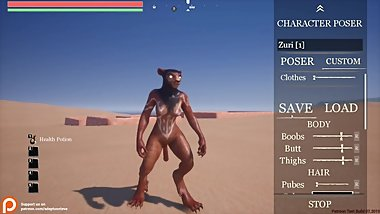 Wild Life - Furry character creation - x1