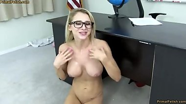 Alix Lynx - Training My Teacher ENF