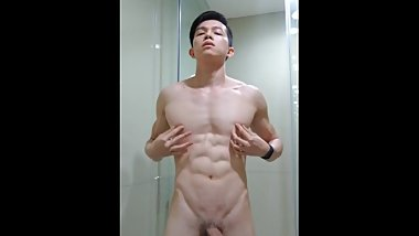 Hot Dancing Asian - Smooth & Fit Malaysian Model J-s0n Y4u